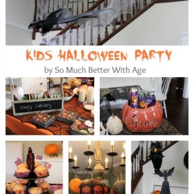 Kids' Halloween Party
