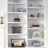 Restyling Bookshelves