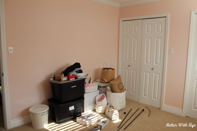 Nursery room reveal / gathering items for the nursery room - So Much Better With Age