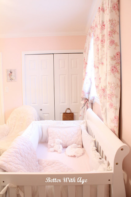 Nursery Room Reveal / crib - So Much Better With Age