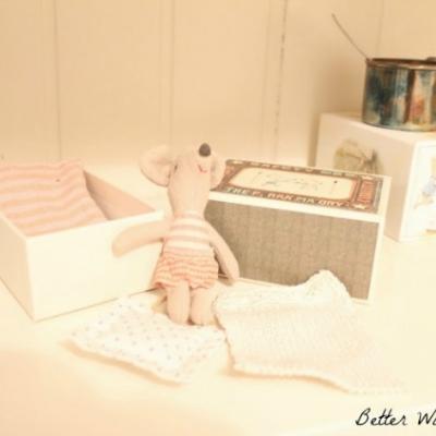 Nursery Room Mouse