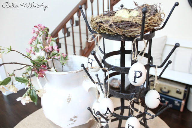 Hello spring / Spring decor - So Much Better With Age