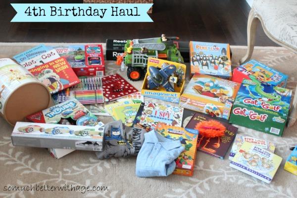 birthday-haul