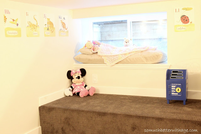 Playroom details / cute little doll bed - So Much Better With Age