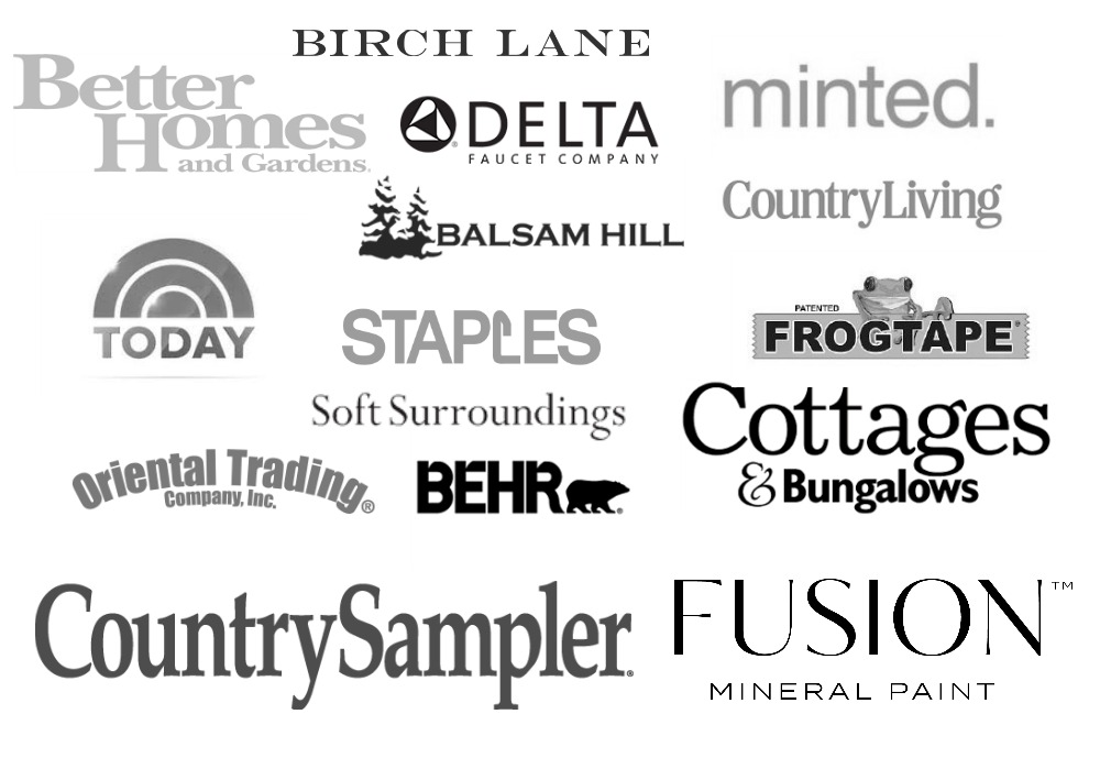 Brands I've worked with - So Much Better With Age