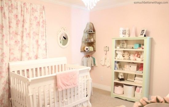 Little Doll Highchair & A Funny Story / nursery room updates - So Much Better With Age