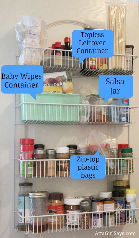 15 Pretty Pantry Projects / Atta Girl pantry - So Much Better With Age