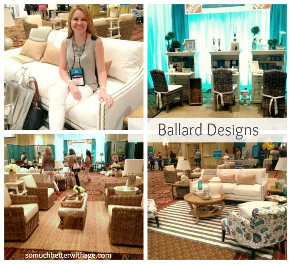 Ballard Designs at Haven www.somuchbetterwithage.com