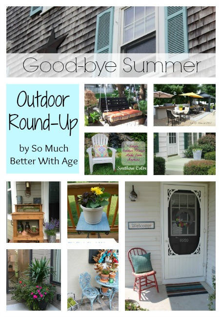 Goodbye summer round-up www.somuchbetterwithage.com
