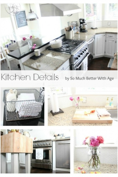 Kitchen Details Tour and Giveaways!