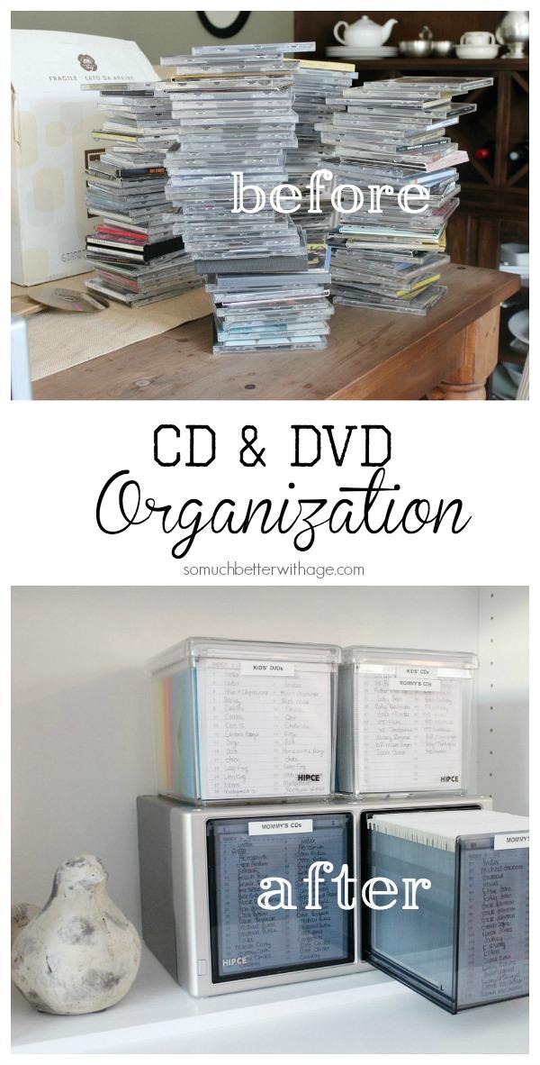 cd-dvd-organization