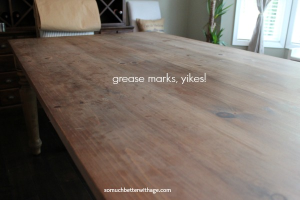 Dining Table Before Somuchbetterwithage