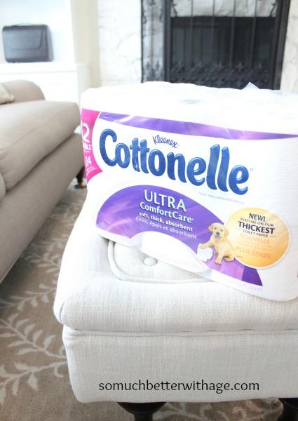 Cottonelle www.somuchbetterwithage.com