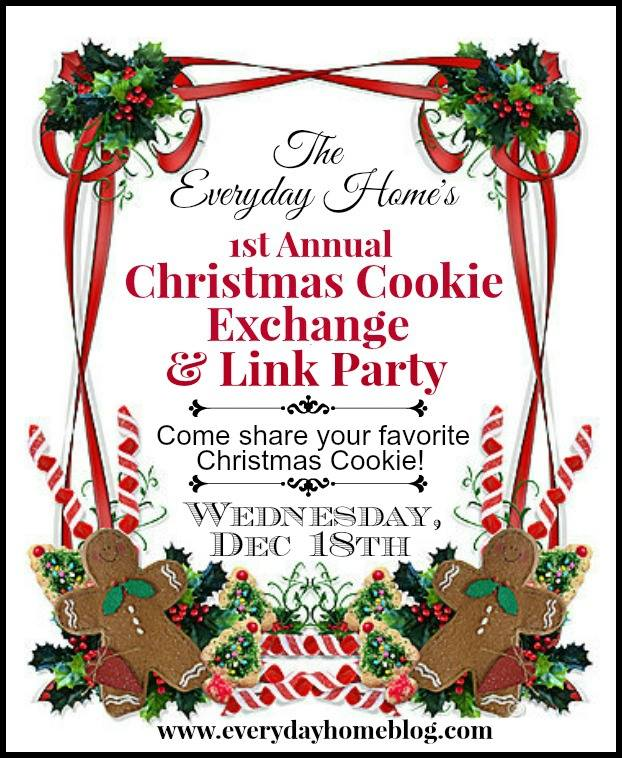 Christmas cookie link party - So Much Better With Age