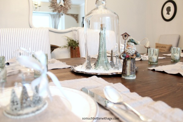 french christmas table setting somuchbetterwithage.com