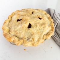 Easiest and Flakiest Pie Pastry Recipe