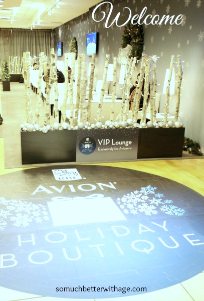 RBC Avion holiday boutique www.somuchbetterwithage.com