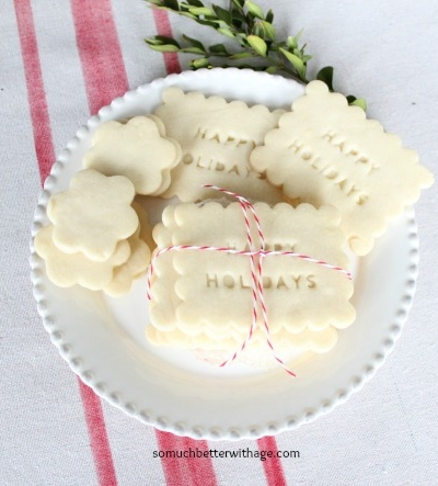 Easiest Shortbread Cookie Recipe Ever