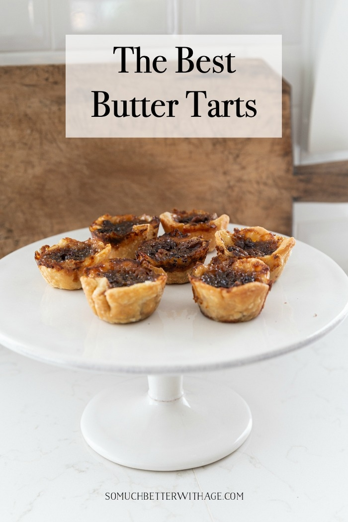 The Best Butter Tarts!