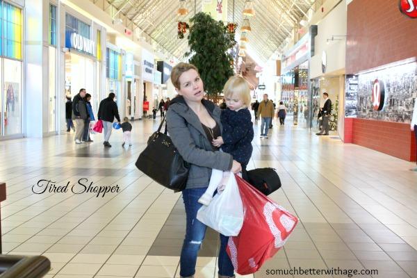 tired shopper www.somuchbetterwithage.com