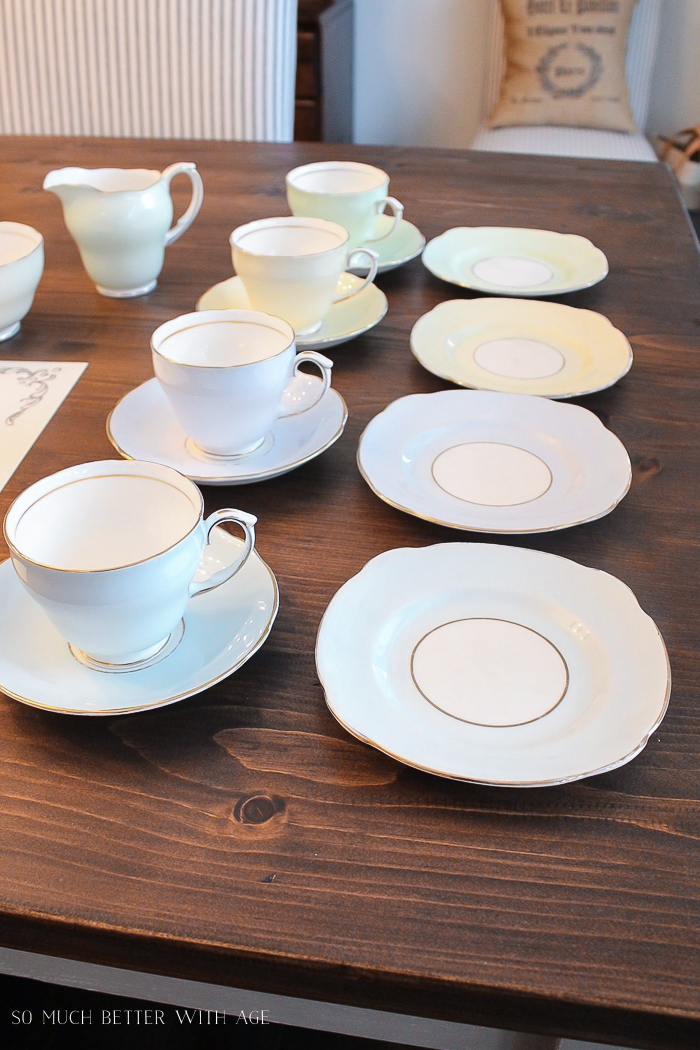Why Bother Having a China Collection and How to Store and Care for It - So Much Better With Age