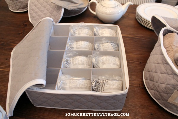 Superbe Why Bother Having A China Collection U0026 How To Store It |  Somuchbetterwithage.com