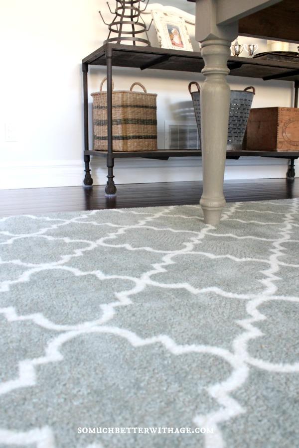 fancy trellis mohawk rug somuchbetterwithage.com