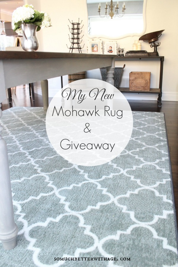 Mohawk rug giveaway somuchbetterwithage.com