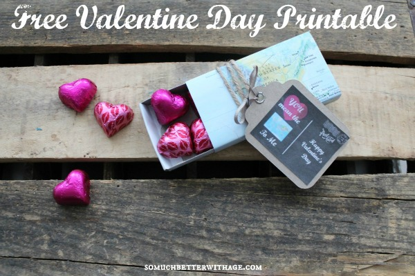 Valentine Day printable