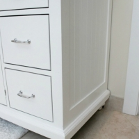 Real Wood Custom Vanities For Less