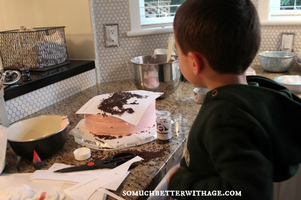 Pony Cake | somuchbetterwithage.com