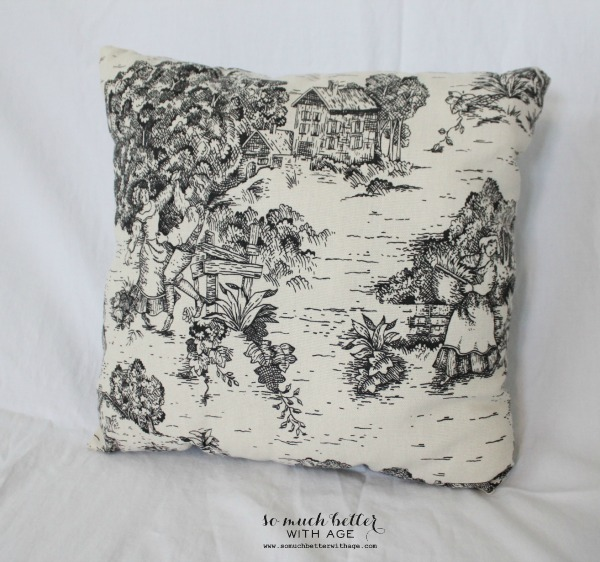 square-toile-pillow