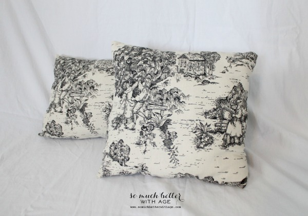 toile-pillows