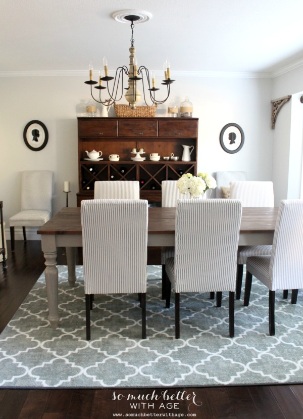 updating the dining room somuchbetterwithage.com