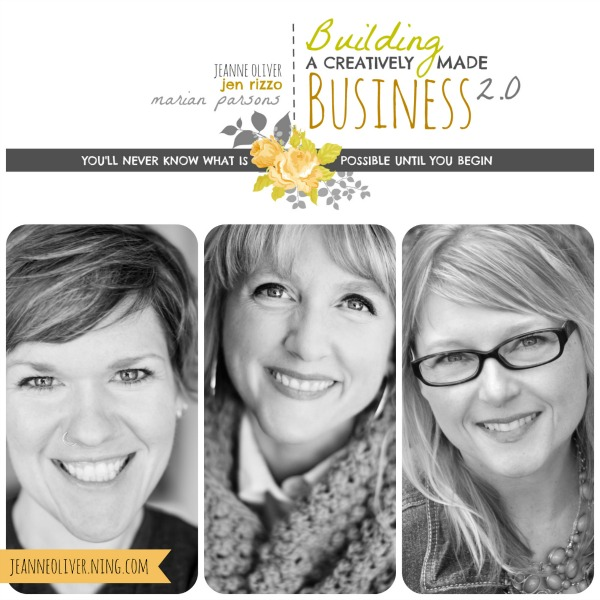building a creatively made business via somuchbetterwithage.com