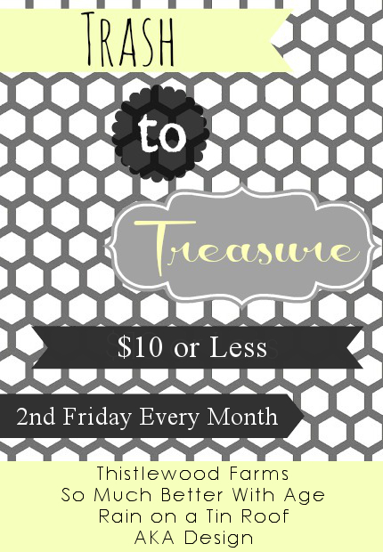 Trash to Treasure series poster.