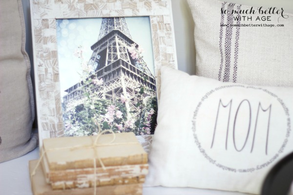 Mother's day tea party / Eiffel Tower photograph - So Much Better With Age