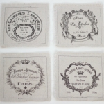 Mother's Day tea party / French coasters - So Much Better With Age