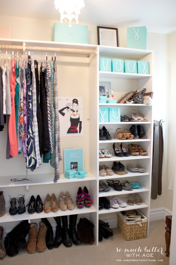 Audrey Hepburn Inspired Closet - So Much Better With Age