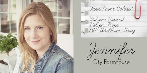 Jennifer- City Farmhouse- Favorite Paint Colors_2