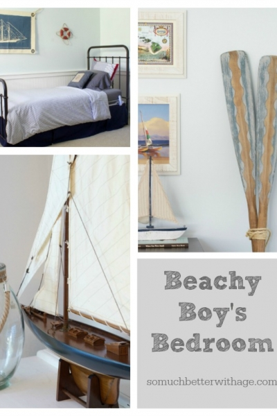 Beachy Boy's Room