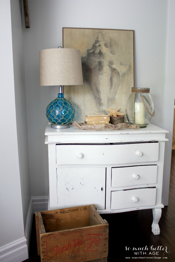 home decor / Getting beachy with Kirkland's via somuchbetterwithage.com