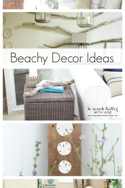 Beachy Decor Ideas