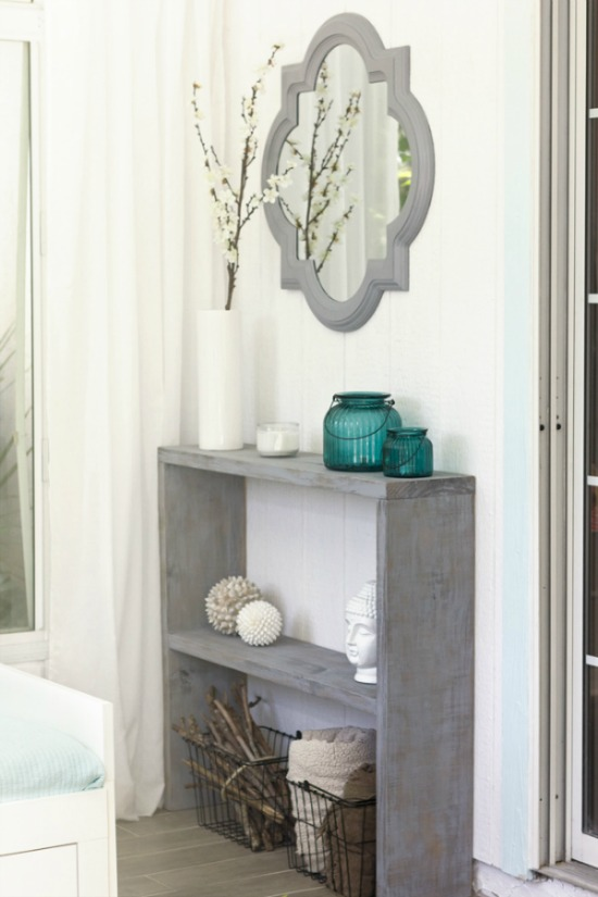 Beachy Decor Ideas / driftwood grey - So Much Better With Age