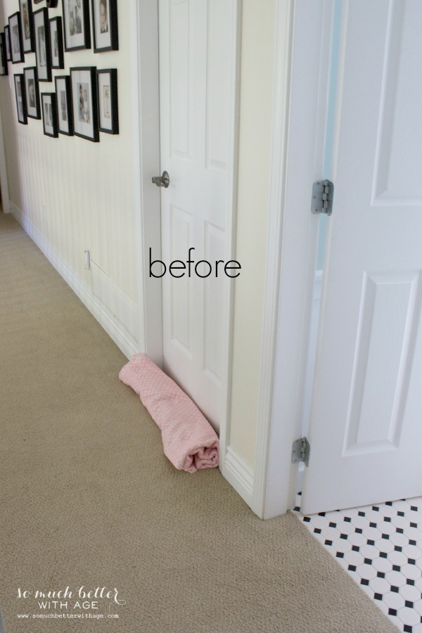 Diy Door Draft Blocker Jennifer Rizzo