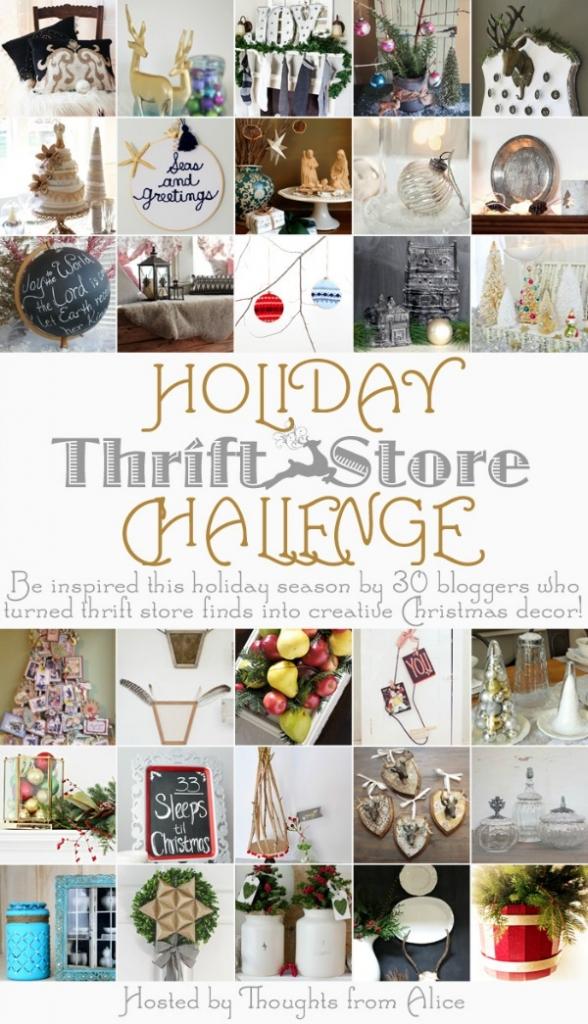 DIY Crocks /Holiday-Thrift-Store-Challenge -poster.