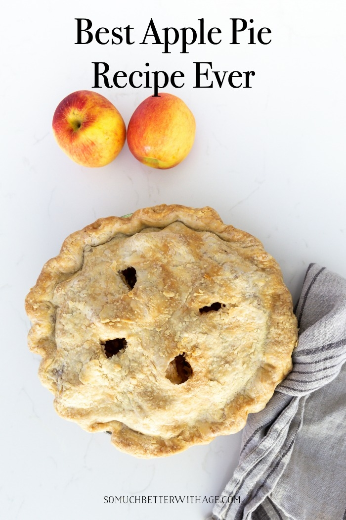 Best Apple Pie Recipe Ever.