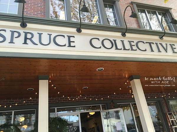 Spruce Collective / Junking with blogger friends by somuchbetterwithage.com