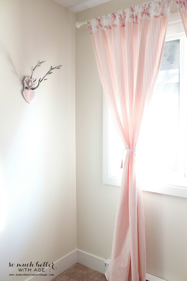 How To Sew Curtains - So Much Better With Age