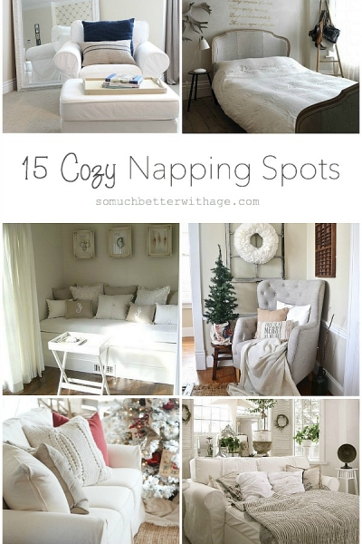 15 Cozy Napping Spots